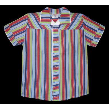 Риза спортно-елегантна райе Р-15