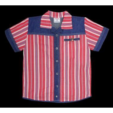 Риза райе дънкова комбинация Р-20