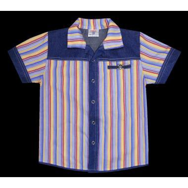 Риза райе дънкова комбинация Р-17