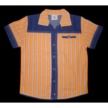 Риза райе дънкова комбинация Р-14