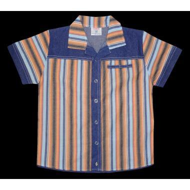 Риза райе дънкова комбинация Р-98