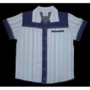 Риза райе дънкова комбинация Р-103