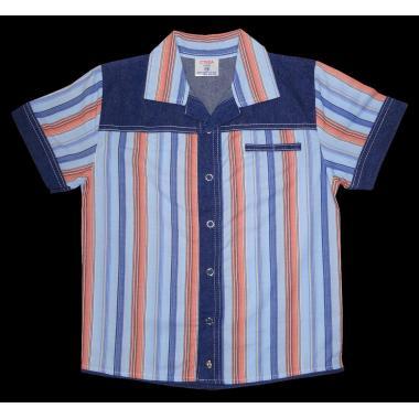 Риза райе дънкова комбинация Р-18