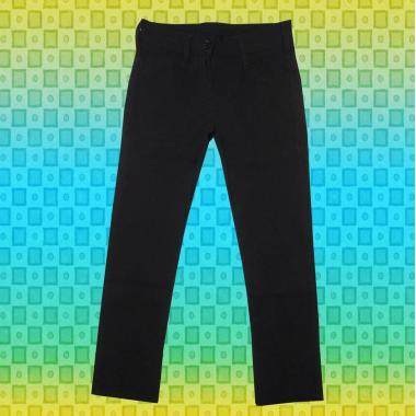 панталон   черен ластичен за момиче