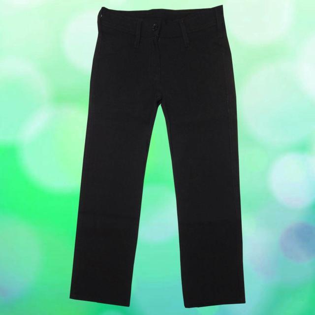 панталон черен за момче