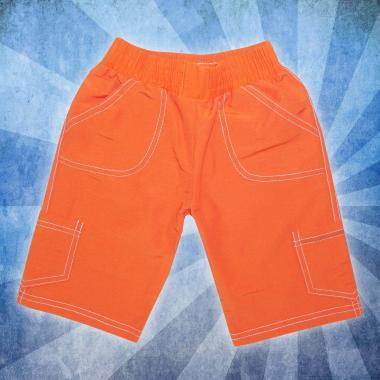 Панталон 3/4 парашут в оранжево