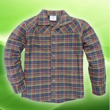 Риза каре с тик-так копчета К-8