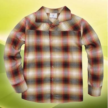 Риза каре с тик-так копчета К-9