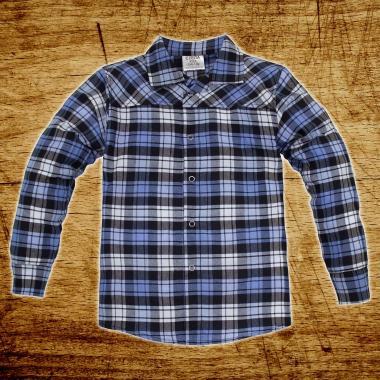 Риза каре с тик-так копчета А-1