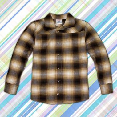 Риза каре с тик-так копчета К-12