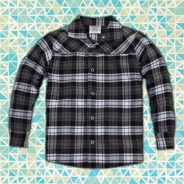 Риза каре с тик-так копчета А-3