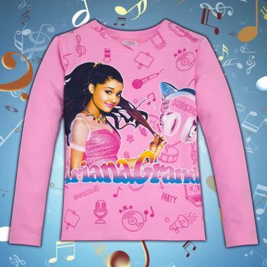 Блуза Ариана Гранде в розово