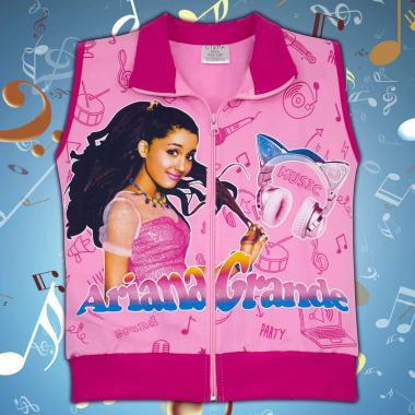 Елек Ариана Гранде/ Ariana Grande в розово и циклам