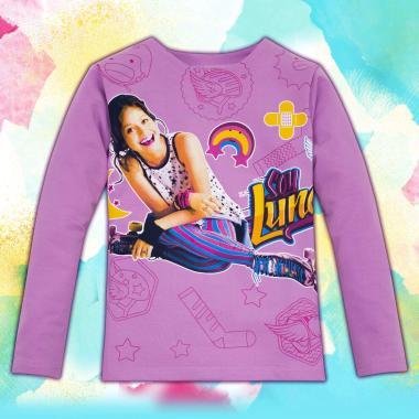 Блуза Soy Luna в лилаво