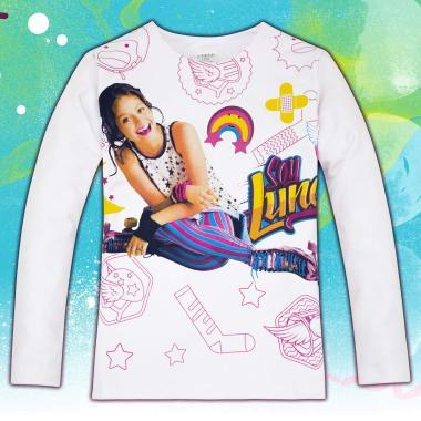 Блуза Soy Luna в бяло