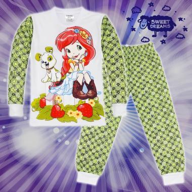 Пижама Ягодка