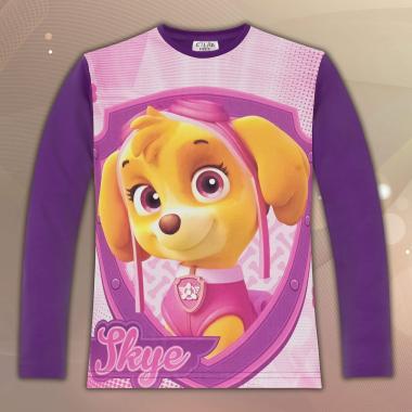 Блуза Скай от Пес патрул в лилаво