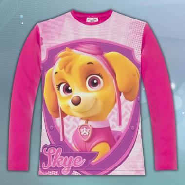 Блуза Скай от Пес патрул в циклама