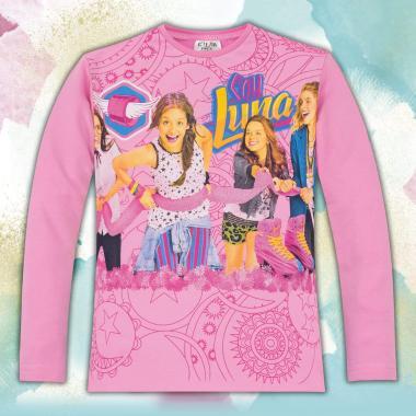 Блуза Soy Luna в розово