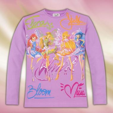 Блуза Winx в лилаво