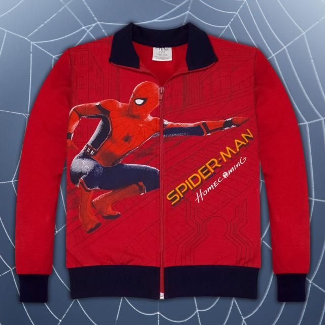 Суичър Супер Герой в червено