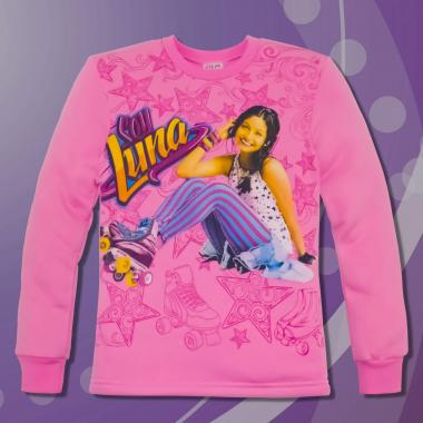 Блуза триконечна вата Soy Luna в розово