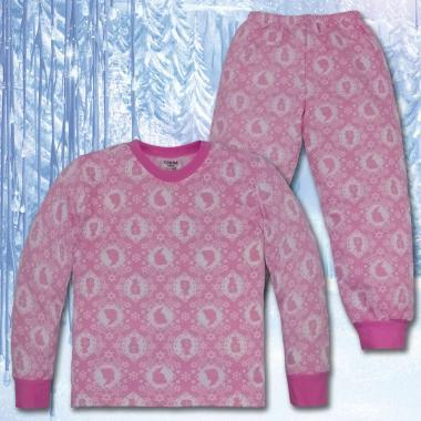 Пижама в розово Леденото кралство