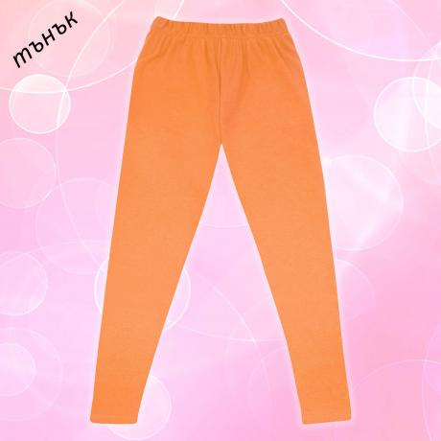 Клин тънък дълъг в оранжев