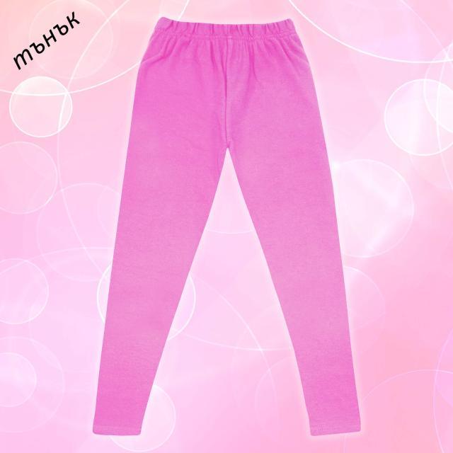 Клин тънък дълъг в розово