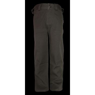 Панталон класически т. кафяво G4
